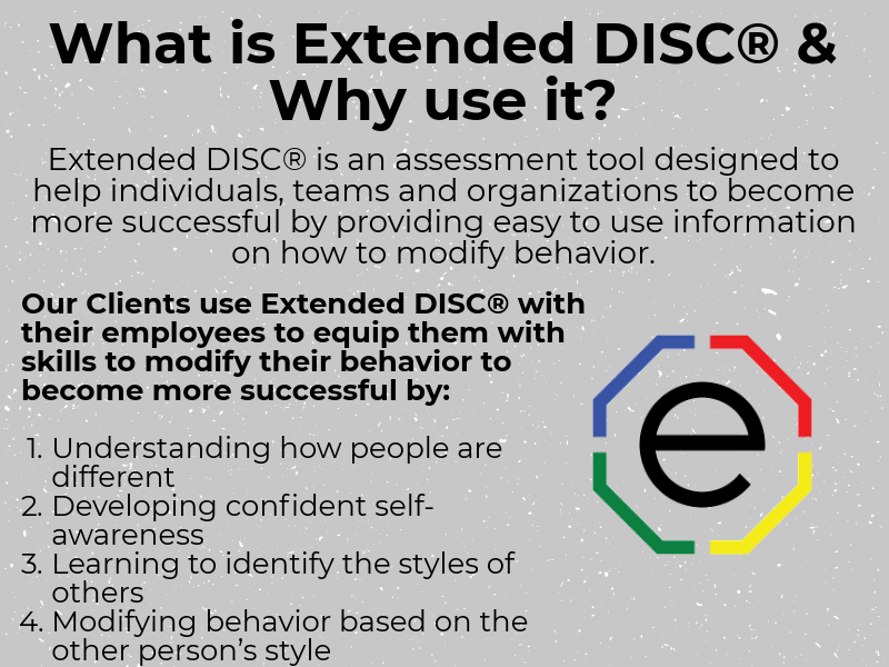 What is Extended DISC