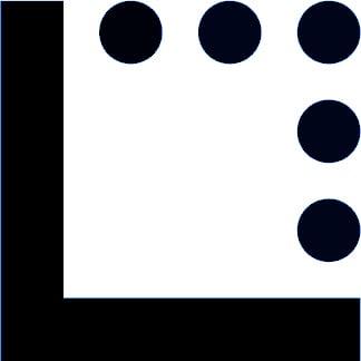 Latitude Brandmark Black