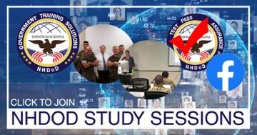 Join NHDOD Study Sessions