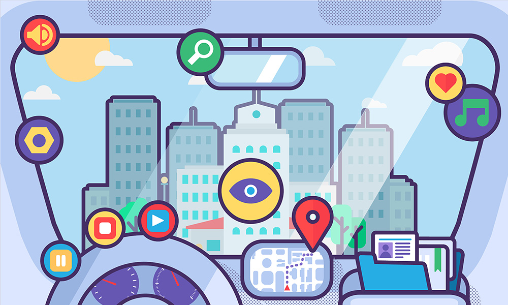 Autonomous cars & Huawei 2