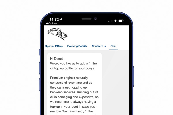Automated campaigns mobile