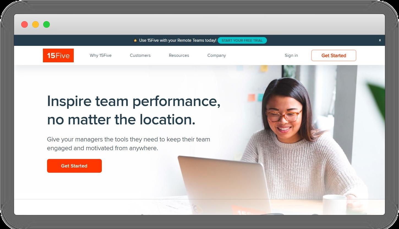 15five-employee-performance-mangement-software