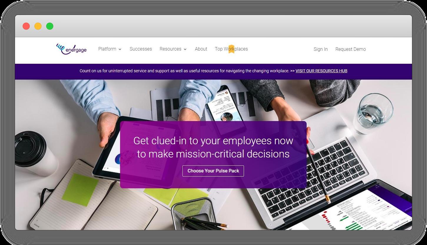energage-employee-feedback-platform