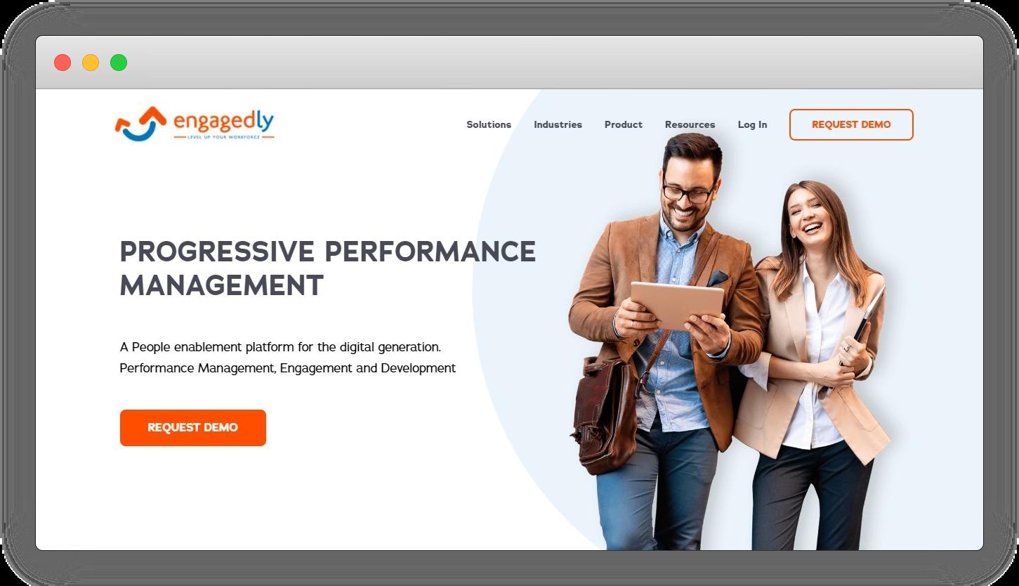 engagedly-employee-performance-management