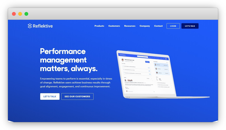 reflektive-employee-performance-management-tool