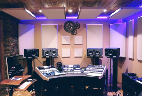 How to Acoustically Treat Your Studio Space