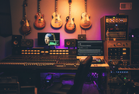 Making Music: The Stages of Producing Music