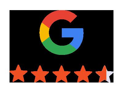 google ratings reviews