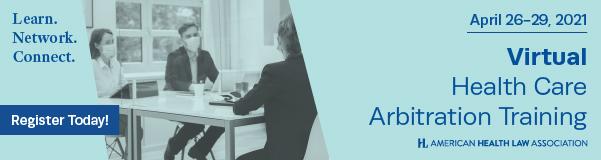 Register for Arbitration Training!