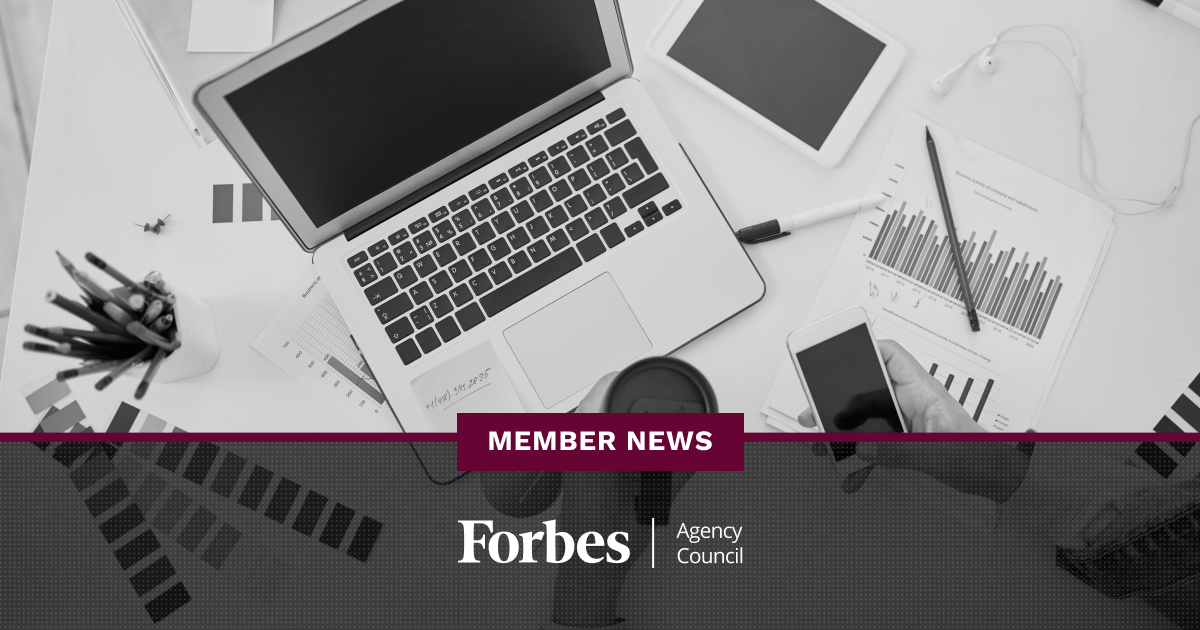 Forbes Agency Council Member News - November 2020