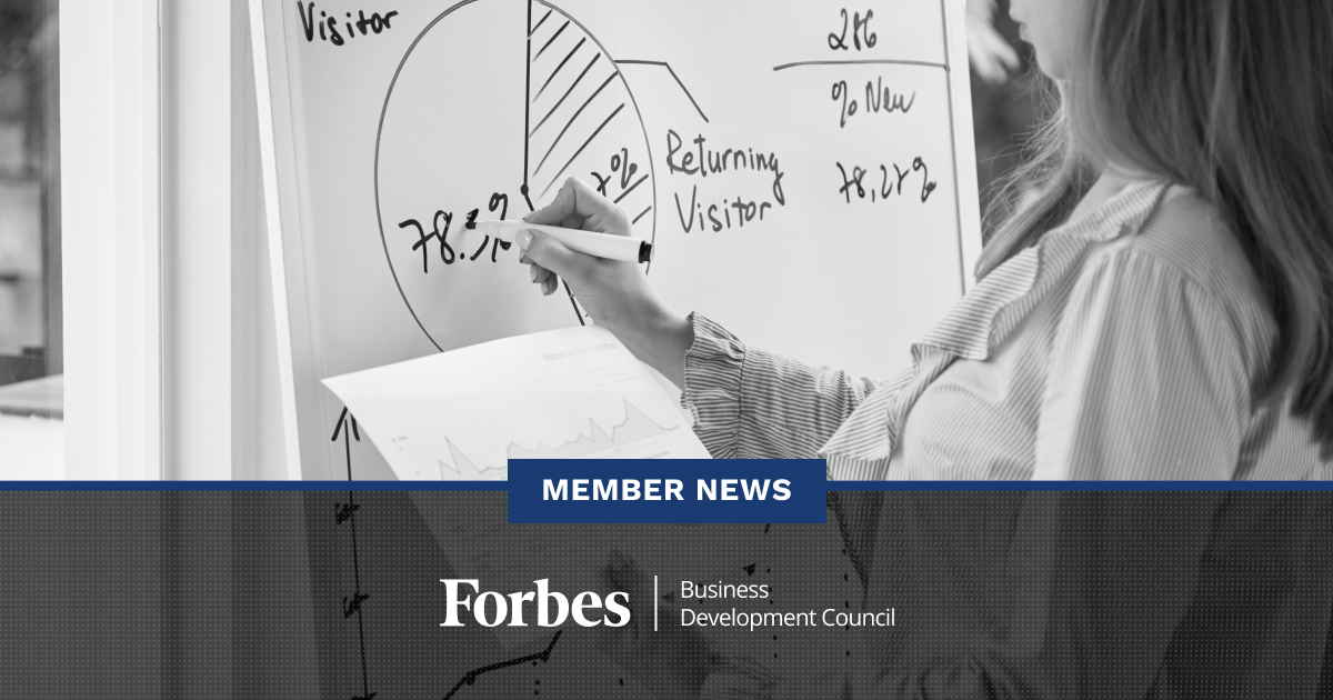 Forbes Business Development Council Member News - July 2020