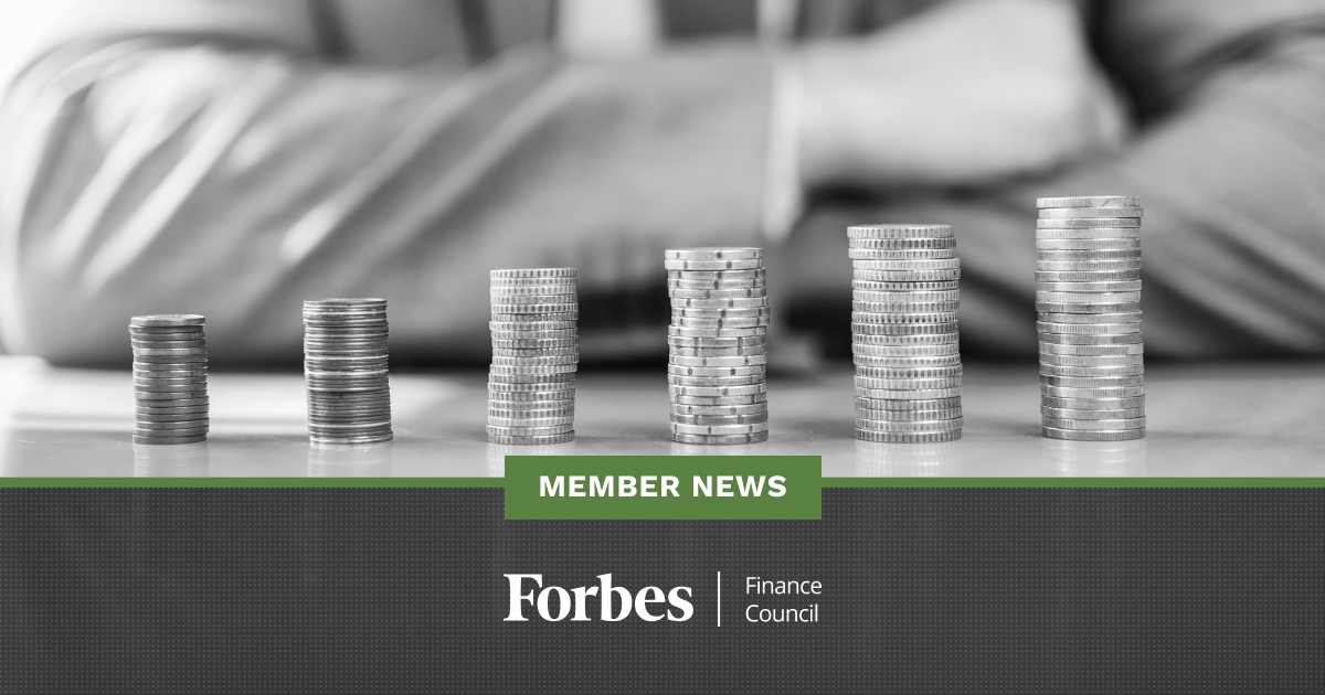 Forbes Finance Council Member News - August 2020