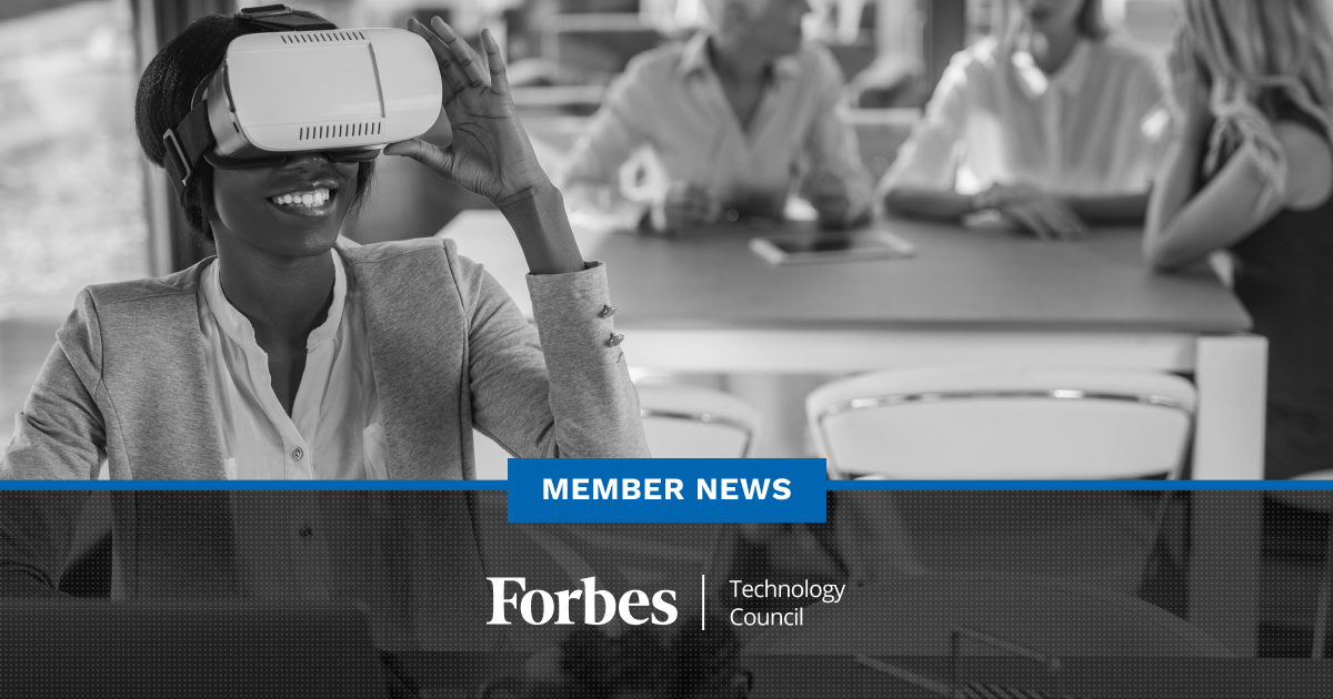 Forbes Technology Council Member News - November 2020