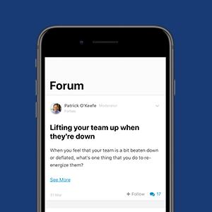 Forum-circle