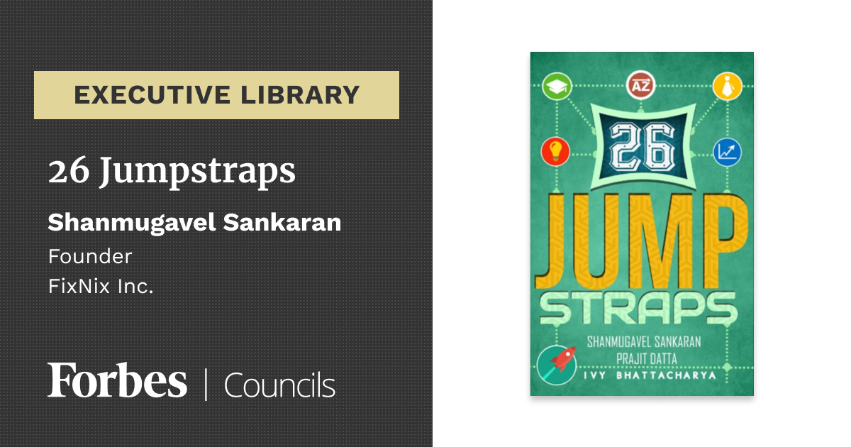 26 Jumpstraps by Shanmugavel Sankaran