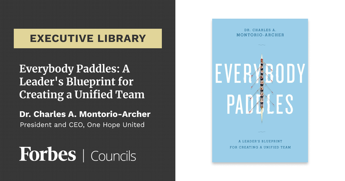 Everybody Paddles by Charles A. Archer image