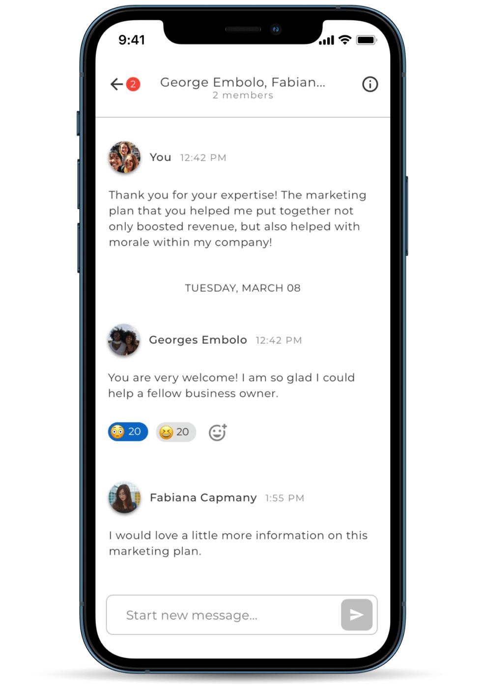 Forbes Councils Mobile App