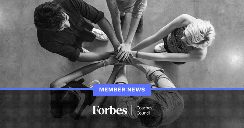 Forbes Coaches Council Member News - November 2020