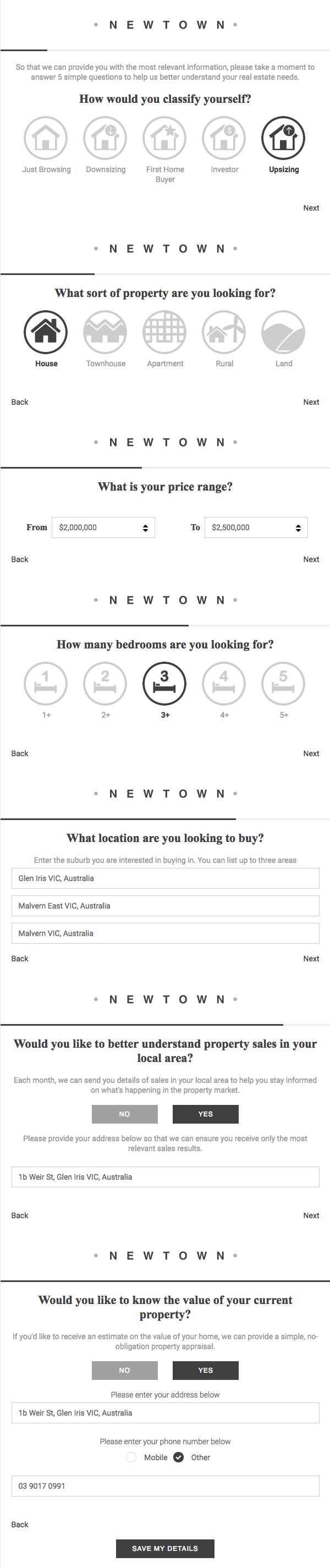 data hygiene survey