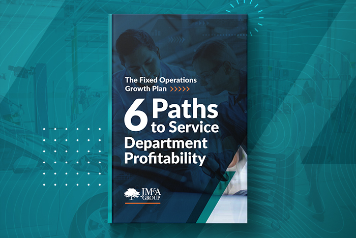 The Fixed Ops Growth Plan: 6 Paths to Service Department Profitability