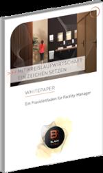 Mehr über das Kreislaufkonzept, wie Sie es Schritt für Schritt in die Tat umsetzen und welche Aspekte dabei zu beachten sind, finden Sie in unserem neuen Whitepapier.