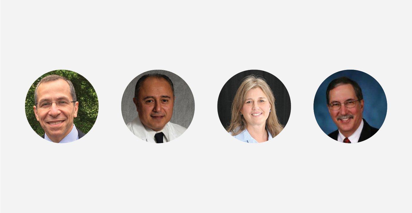 Dr. Marco A Zarbin, Dr. Sam E. Mansour, Joanne Mansour, Kevin J. Corcoran