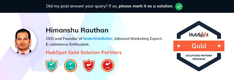 Digital Marketing & Inbound Expert In Growth Hacking Technology