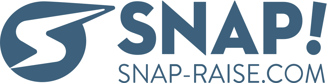 Snap Standard Logo BLUE