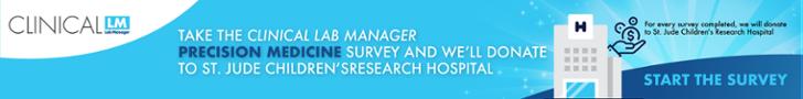 Clinical Lab Manager Precision Medicine Survey