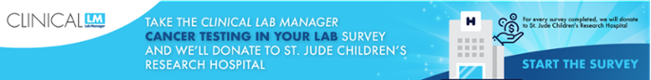 Clinical Lab Manager Cancer Testing Survey