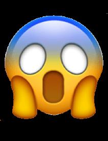 Scared Emoji