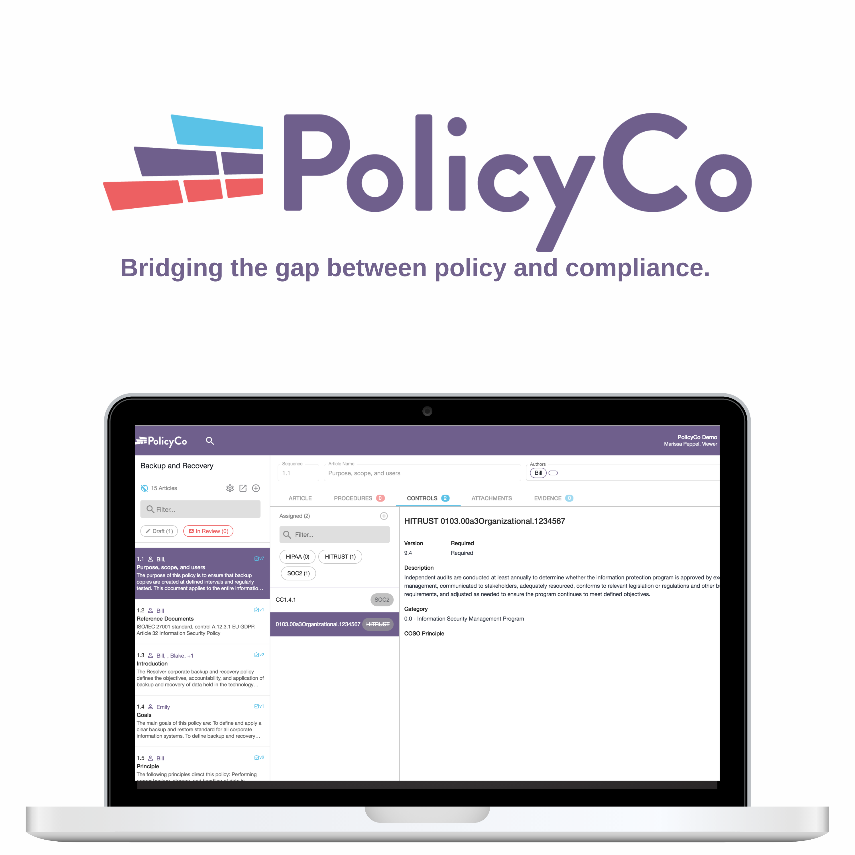 A Quick Overview of PolicyCo | PolicyCo