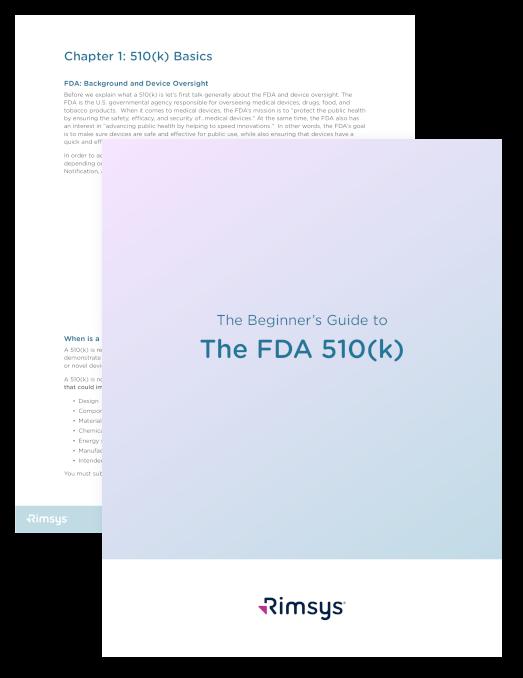 510k Beginners Guide eBook