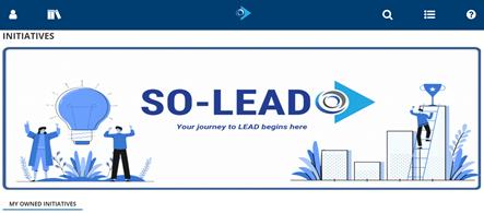 SO Lead Initiatives