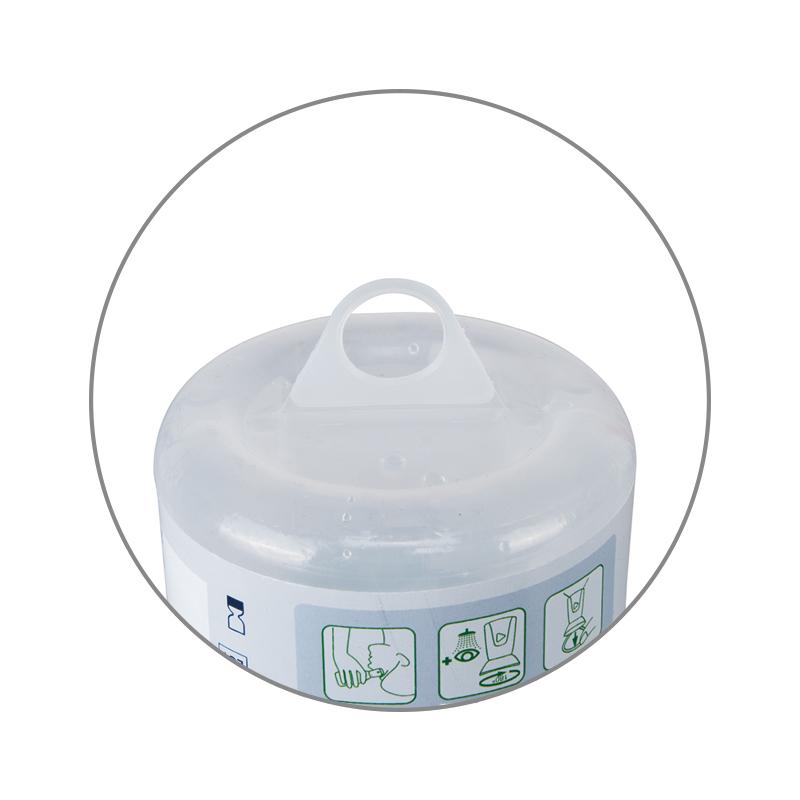 ACTIOMEDIC® Augenspülflasche BioPhos®74 TWIN mit phosphatgepufferter Spüllösung 4,9%, 500 ml}