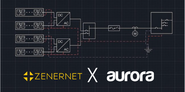 Zenernet X Aurora, out partnership with Aurora Solar gives us the tools to make the fastest, most accurate production estimates in the industry.