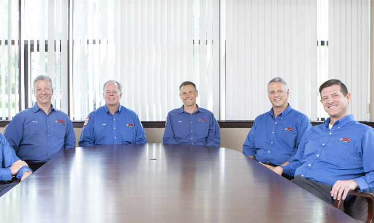 VIP Executive Team Image