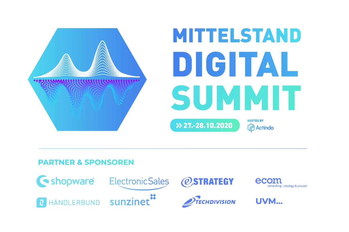 Actindo Mittelstand Digital Summit 2020