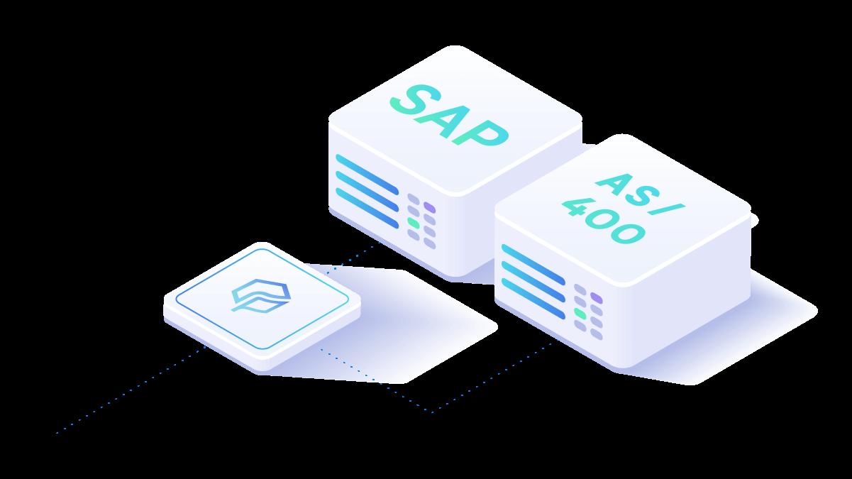 Actindo_System Modernisierung IT Infrastruktur_Erweiterbar_Anbindungen_SAP_AS400