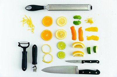Garnishing 101: How To Make 5 Citrus Garnishes For Cocktails