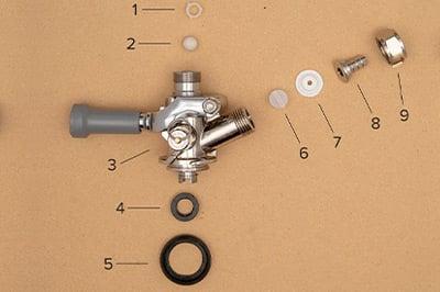 How Does a Keg Coupler Work?