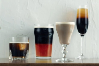 4 Easy To Make Guinness Cocktails