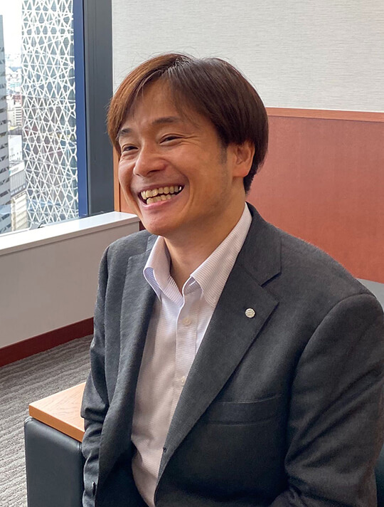 明光ネットワークジャパン 山田様