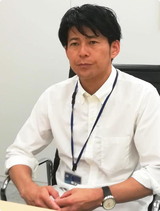 ジャパンベストレスキューシステム株式会社 駆けつけ領域鍵チーム マネージャー 玉置 恭一様