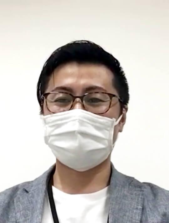 ZAZA Group 人事部⻑ 丸山様新型コロナウィルスの影響でzoomにてインタビューを実施しています