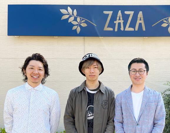 ZAZA Group様
