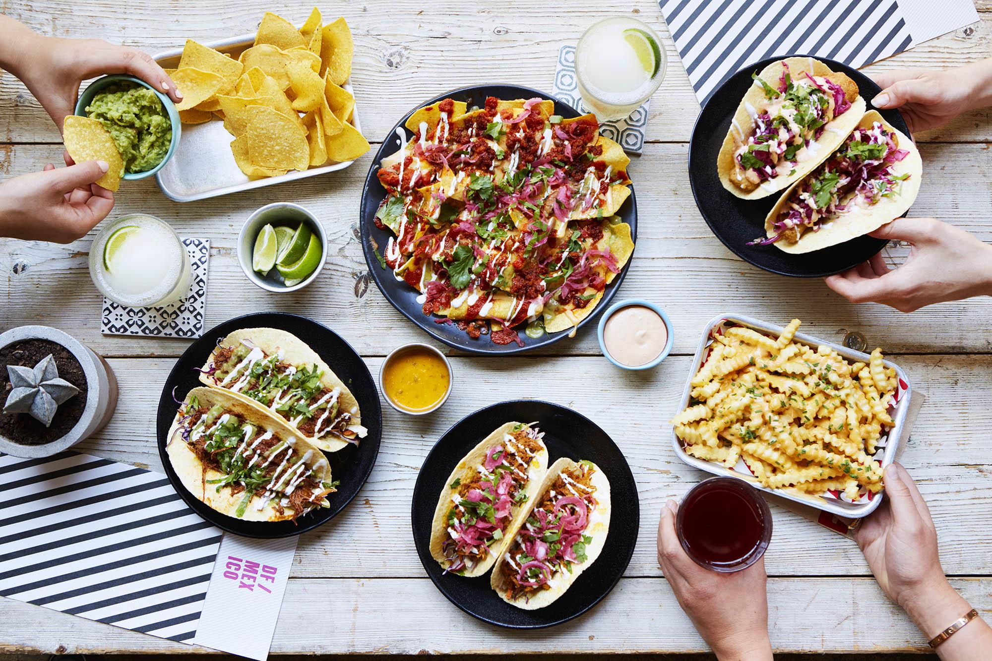 df tacos food