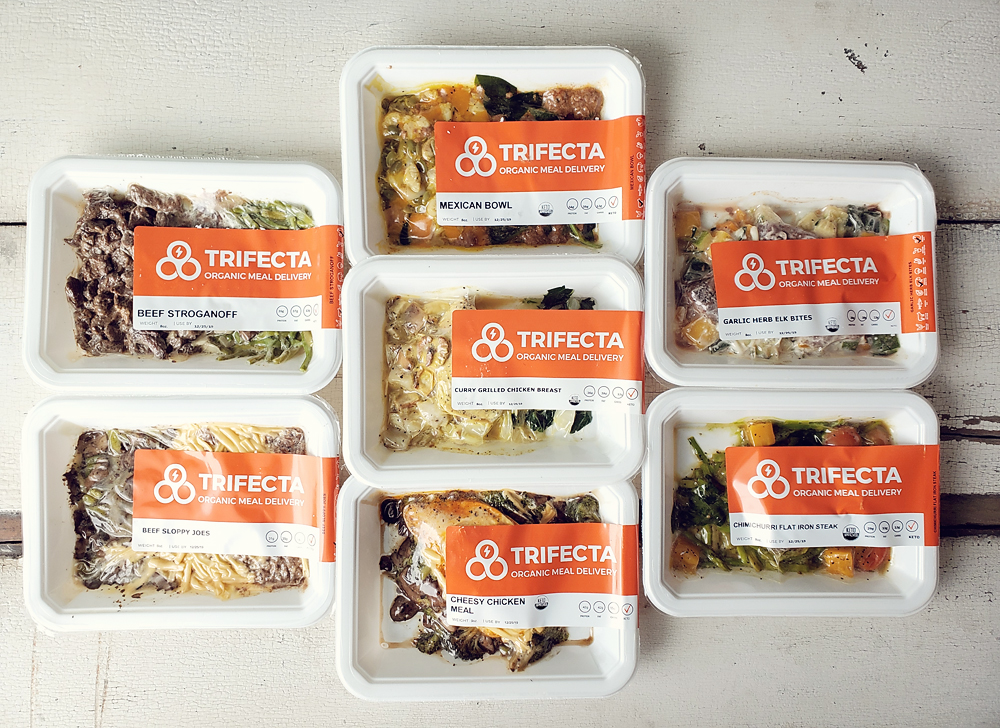 Trifecta Meal Delivery Service