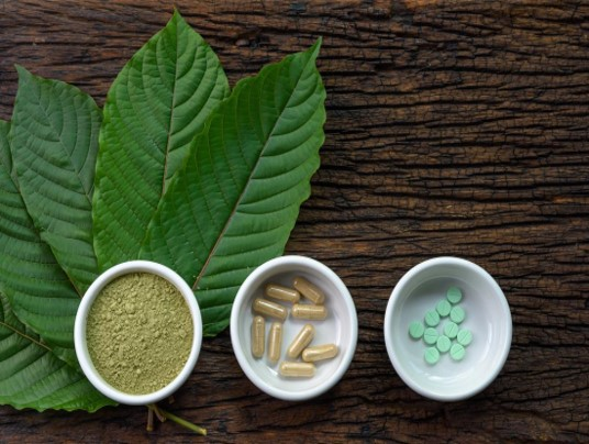 Kratom comes in many forms