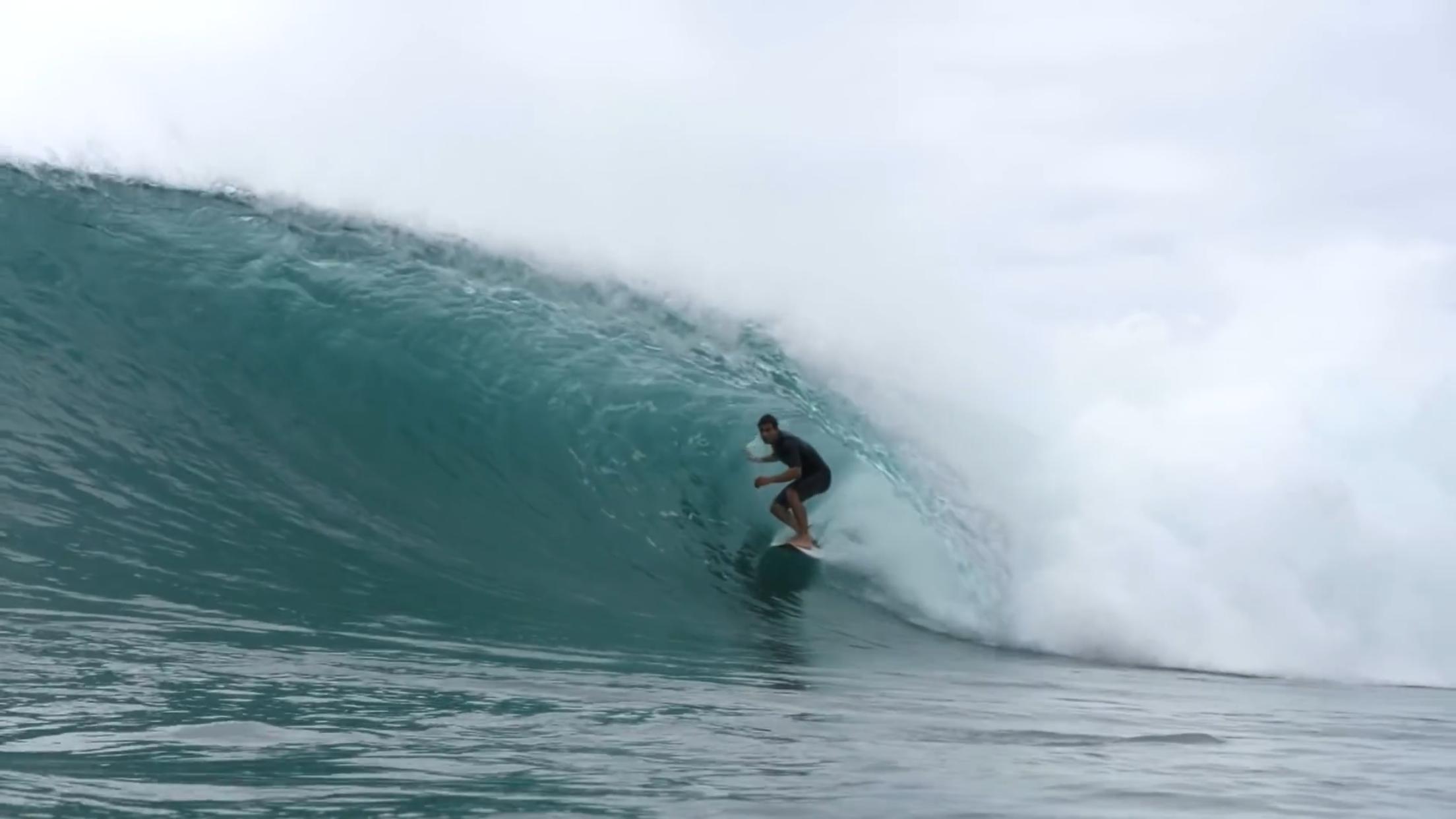 Another Gold Coast, Australia barrel.